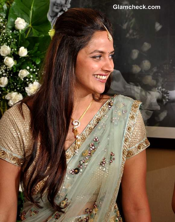 Ahana Deol engagement 2013 pictures
