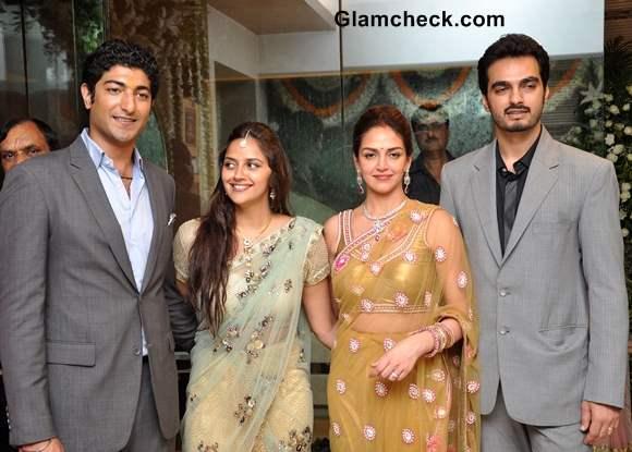 Ahana Deol engagement pictures with Vaibhav Vora