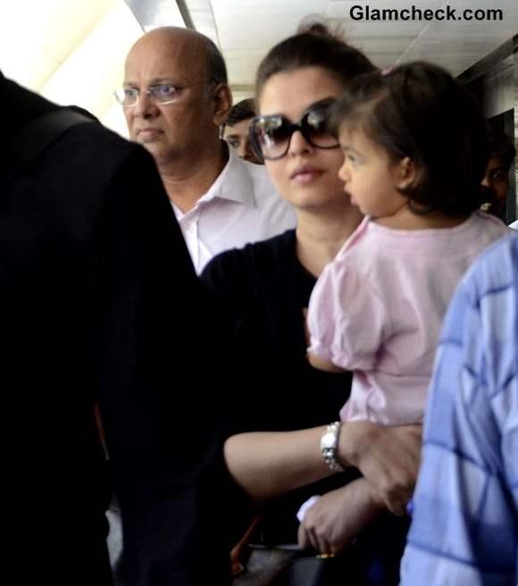 Aishwarya Rai Bachchan daughter Aradhya