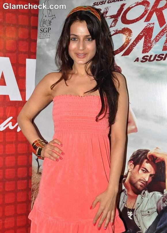 Ameesha Patel 2013 Shortcut Romeo