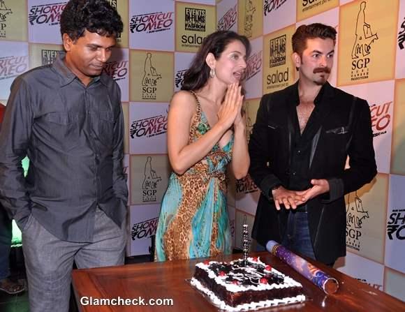 Ameesha Patel Birthday pictures 2013