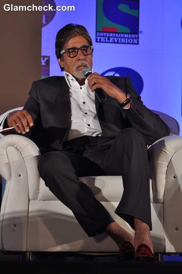 Amitabh Bachchan TV series Fiction Show