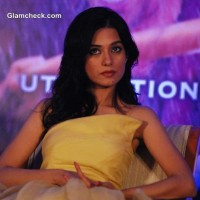 Amrita Rao 2013 Satyagraha Launch Theatrical Trailer in Mumbai