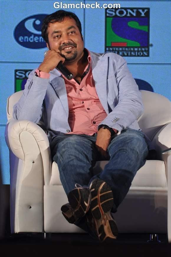 Anurag Kashyap TV series Fiction Show Amitabh Bachchan