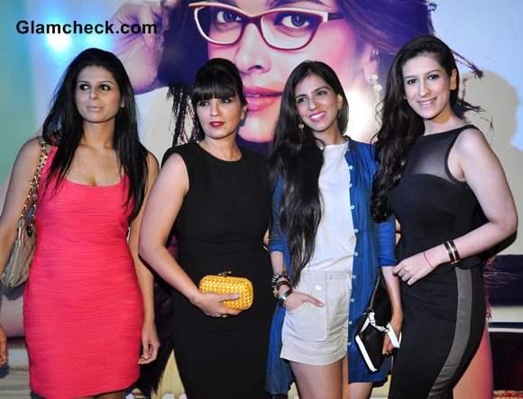 Celebs at Vogue Eyewear Launch