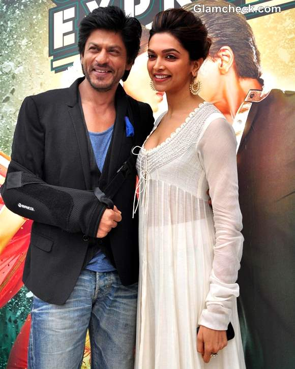 Deepika Padukone movie Chennai Express 2013