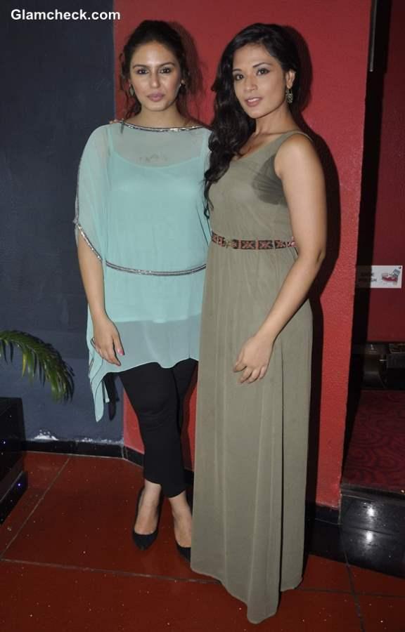 Huma Qureshi Richa Chadda SHORTS Unveiling