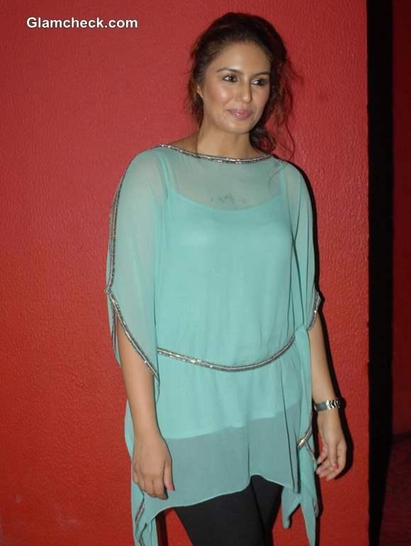Huma Qureshi at SHORTS Unveiling