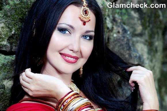Top Beauty Makeup Tips For Brides And Models: Indian Bridal Beauty Tips: Glowing Skin And Hair