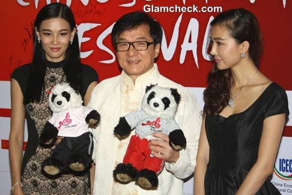 Jackie Chan Inaugurates China Film Festival