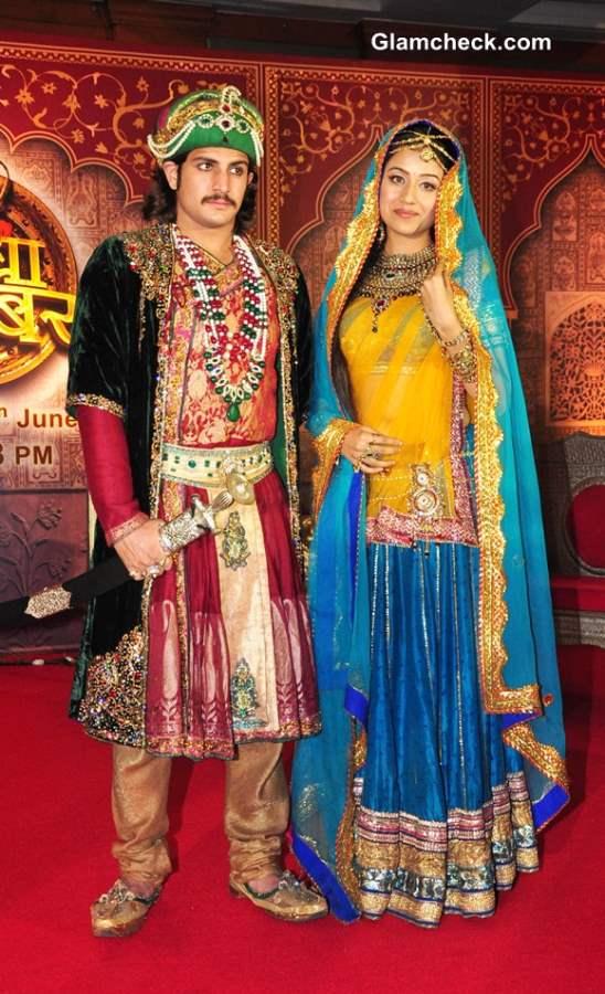 Jodha Akbar Launch TV Show