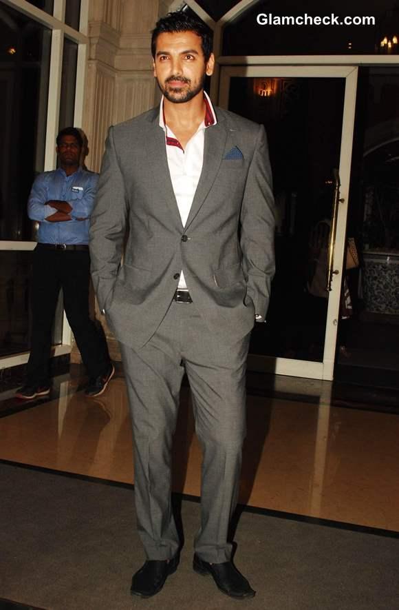 John Abraham at Lonely Planet Awards 2013