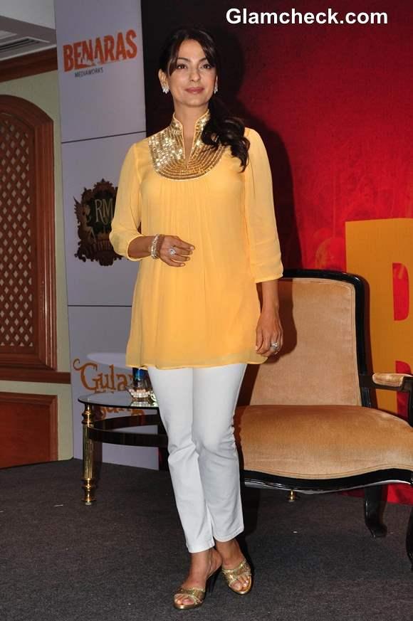 Juhi Chawla 2013