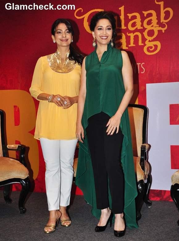Juhi Chawla Madhuri Dixit Launch Believe Campaign
