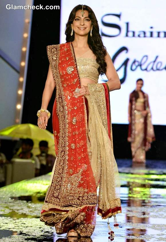 Juhi Chawla at 8th Annual Caring at a Style Fashion Show