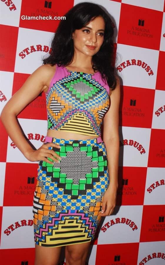Kangana Ranaut at Stardust 2013 Cover Launch