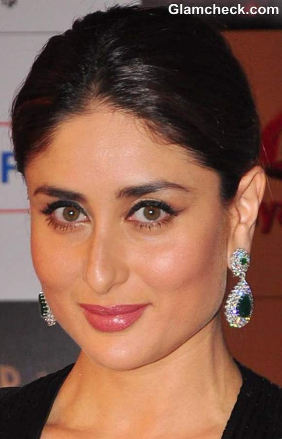 Kareena Kapoor 2013 hairstyle makeup tutorial