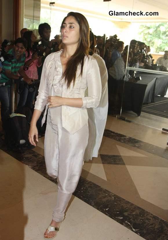 Kareena Kapoor at Condolence Meet for Priyanka Chopras Father