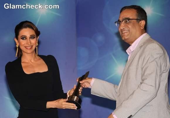 Karisma Kapoor NDTV Property Awards 2013
