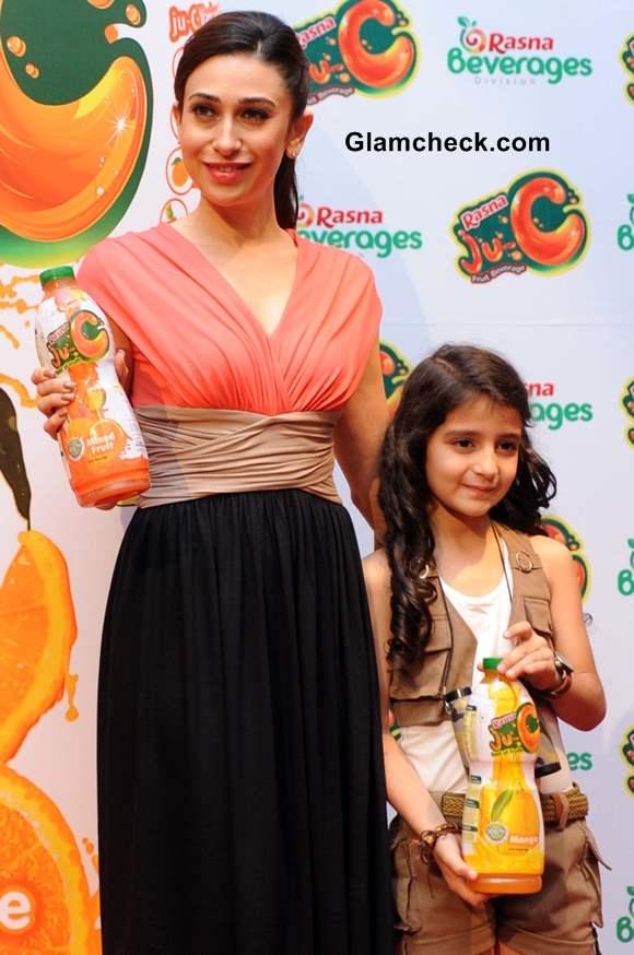 Karisma Kapoor at Rasna Ju-C Launch
