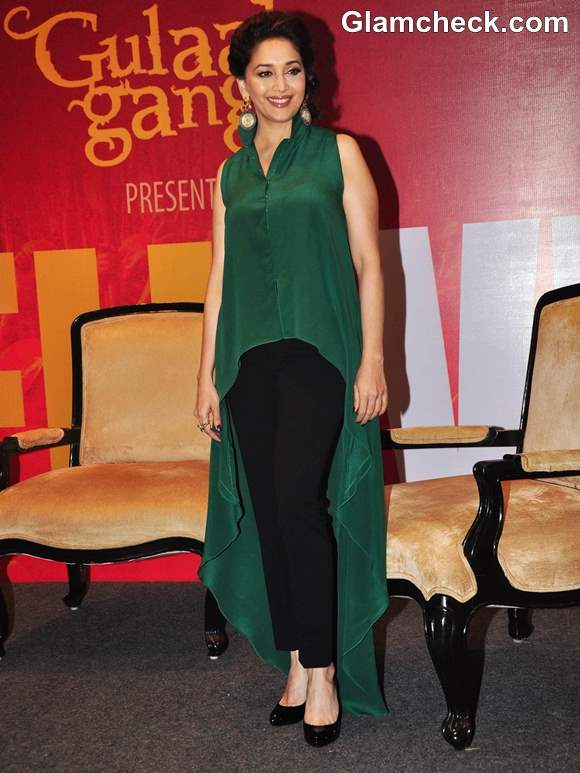 Madhuri Dixit in jeans at Believe Campaign Launch
