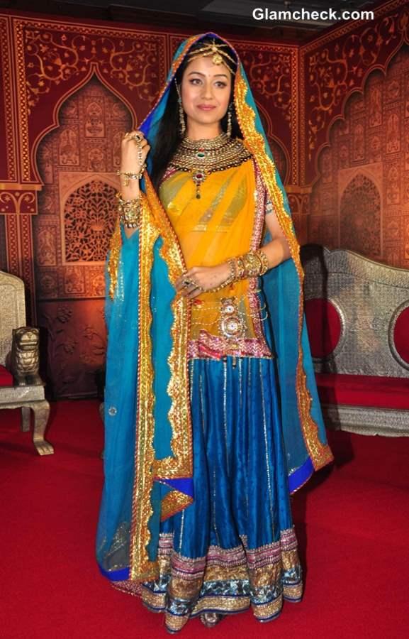 Paridhi Sharma in Jodha Akbar TV Show