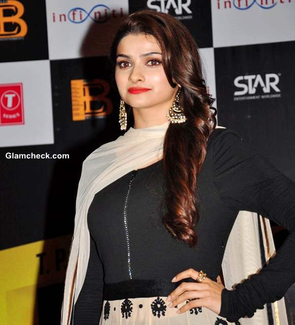 Prachi Desai 2013 Policegiri Music Launch