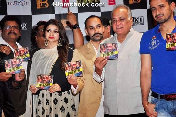 Prachi Desai Policegiri Music Launch