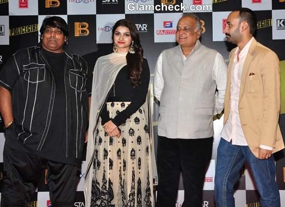 Prachi Desai at Policegiri Music Launch