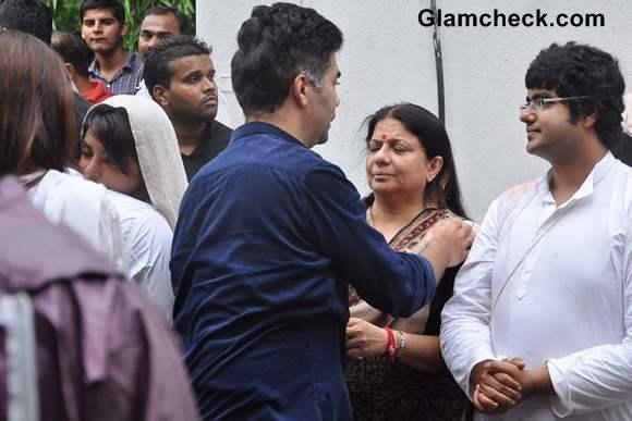 Priyanka Chopra Father Funeral