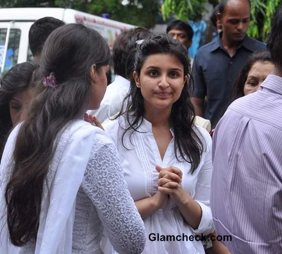 Priyanka Chopra Father No More