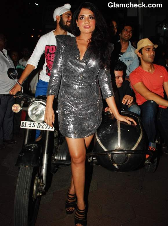 Richa Chadda at Fukrey Fukra Party