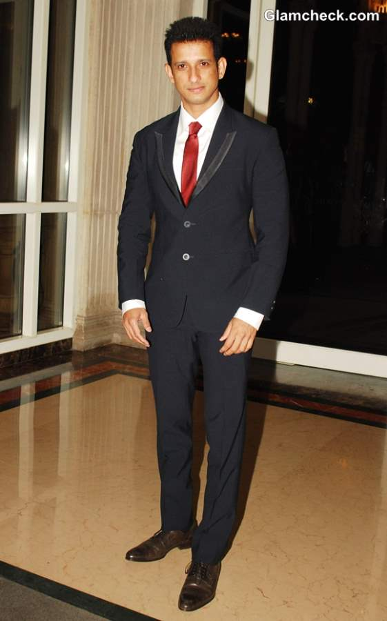 Sharman Joshi at Lonely Planet Awards 2013
