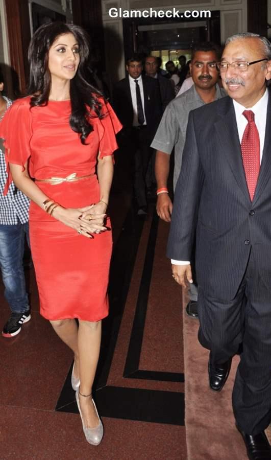 Shilpa Shetty 2013 Water Purifier Launch