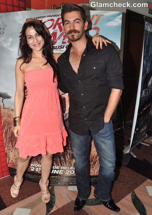 Shortcut Romeo movie 2013 Neil Nitin Mukesh Ameesha Patel
