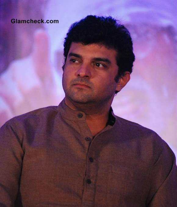 Siddhartha Roy Kapoor at Satyagraha Launch Theatrical Trailer in Mumbai