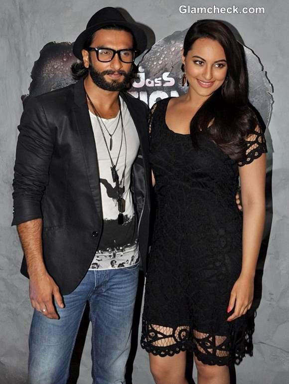 Sonakshi Sinha Ranveer Singh Promote Lootera on Emotional Atyachaar 4