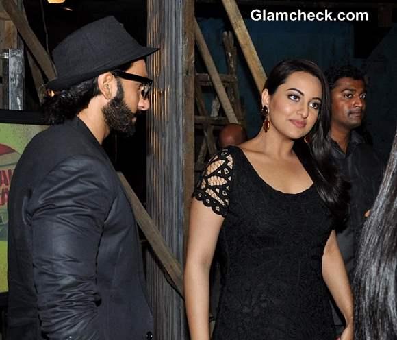 Sonakshi Sinha Ranveer Singh on Emotional Atyachaar 4