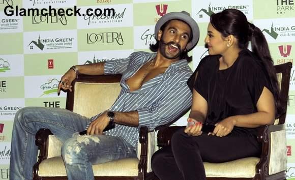 Sonakshi Sinha at Lootera Promo