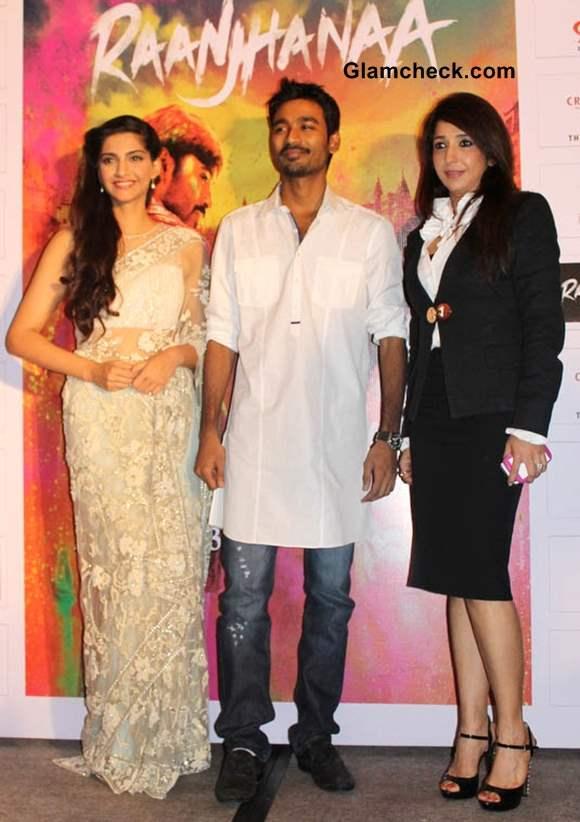 Sonam Kapoor Dhanush movie 2013 Raanjhanaa