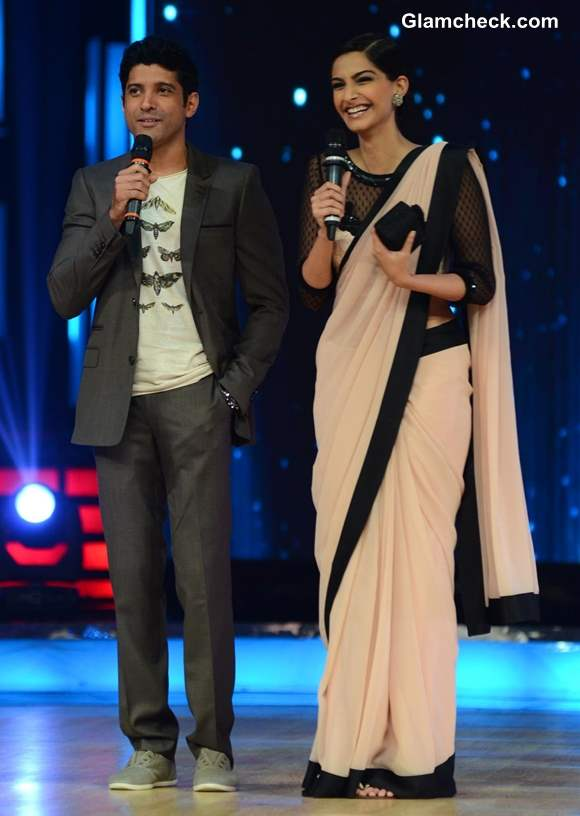 Sonam Kapoor Promotes Bhaag Milkha Bhaag