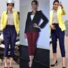 Sonam Kapoor Style Inspiration Wearing Blazer Cropped Pants