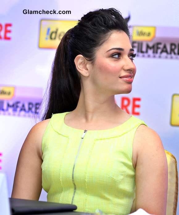 Tamannah Announces Date of 60th Idea Filmfare Awards
