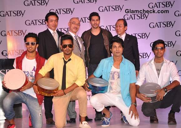 Varun Dhawan is the New Face of GATSBY