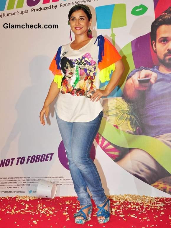 Vidya Balan 2013 Movie Ghanchakkar
