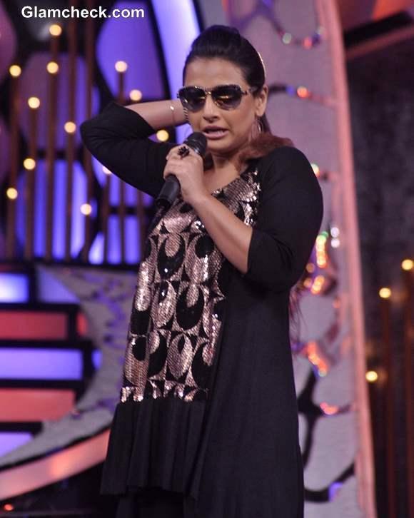 Vidya Balan Ghanchakkar on Dance India Dance Super Moms