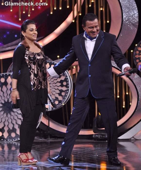 Vidya Balan on Dance India Dance Super Moms