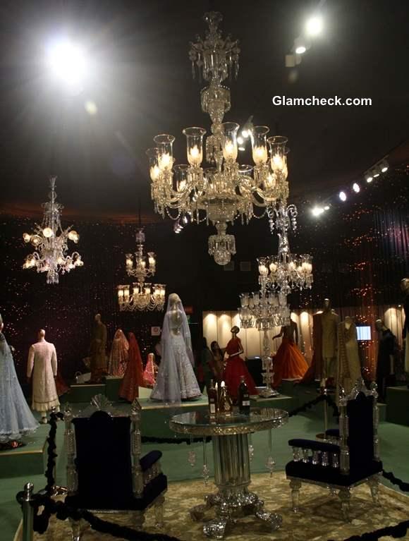 2013 India Bridal Fashion Week Tarun Tahiliani Couture Exposition