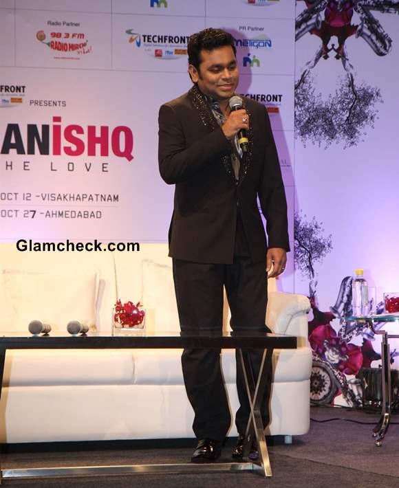 A R Rahman First Concert Circuit named Rahmanishq