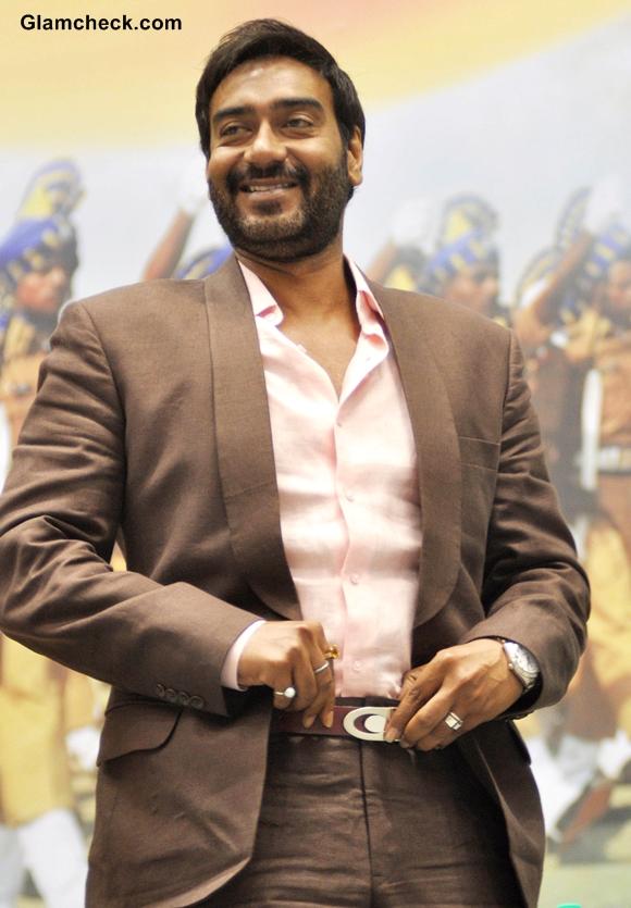 Ajay Devgan to Do Double Role in Prabhudeva movie